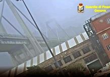 Ponte Morandi: il video inedito del crollo del 14 agosto