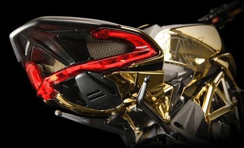 MV Agusta Dragster RC Shining Gold. Oro puro (7)