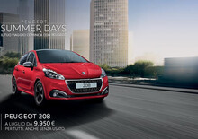 Promo Peugeot 208 my2019: a 9.950 €