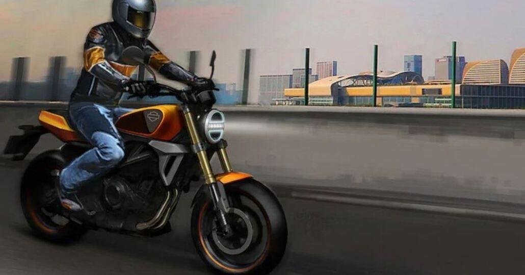 L'Harley-Davidson made in China che sembra una Benelli. Ma sarà così?