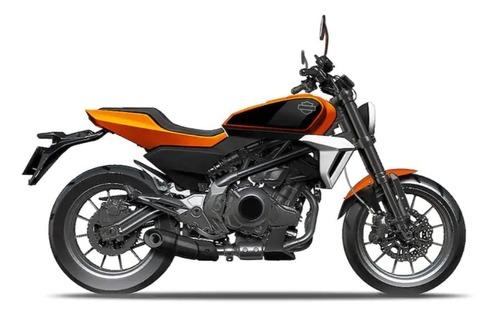 Harley Davidson 338 Concept