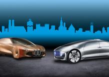 BMW-Daimler: accordo per la guida autonoma