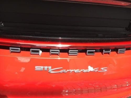 Porsche 911 MY2020, La 992 Carrera 4S al matrimonio [foto gallery] (6)
