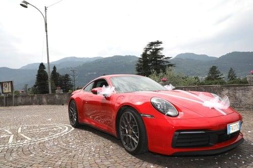 Porsche 911 MY2020, La 992 Carrera 4S al matrimonio [foto gallery] (2)