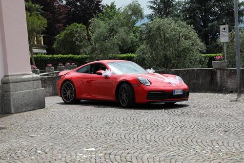 Porsche 911 MY2020, La 992 Carrera 4S al matrimonio [foto gallery] (8)