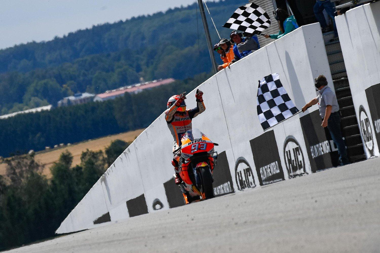 MotoGP 2019. Le dichiarazioni dei primi tre al Sachsenring