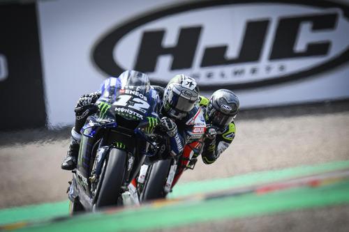 MotoGP 2019. Le dichiarazioni dei primi tre al Sachsenring (5)