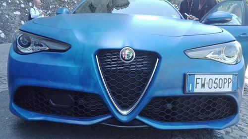 Alfa Romeo Giulia Grand Tour: vacanze speciali (8)