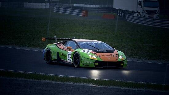 Lamborghini Huracan, il caccia da combattimento delle vetture GT3