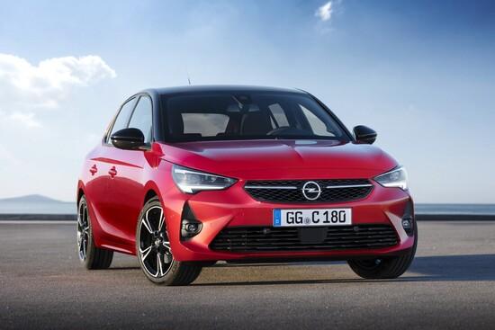 Nuovo design e nuova piattaforma per la Opel Corsa 2019