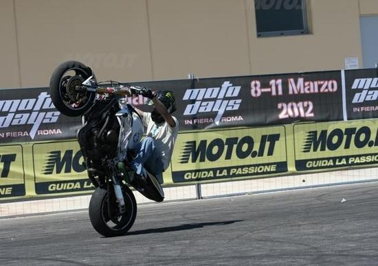 Italian Stunt Fest: conclusa la prima edizione