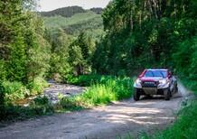 Silk Way Rally 2019-2. Al-Attiyah (Toyota) e Sunderland (KTM)