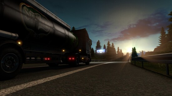 Pur non essendo un titolo racing, Euro Truck Simulator 2 offre la miglior esperienza di gioco con il nuovo Oculus Rift S