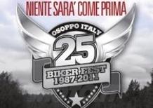 Biker fest international dal 16 al 19 giugno 2011 a Osoppo