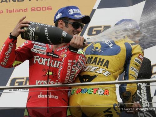 Marco Melandri, la carriera in MotoGP e SBK (5)