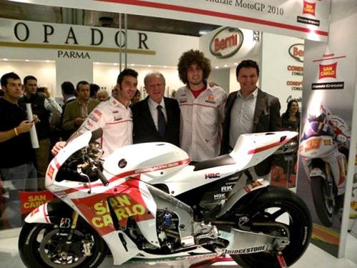 Marco Melandri, la carriera in MotoGP e SBK (6)