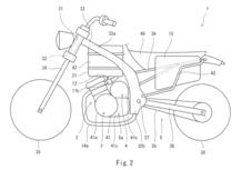 Kawasaki, in arrivo una moto elettrica/benzina? Per ora ci sono i brevetti
