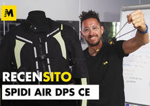 Spidi Air DPS CE. L'airbag per i motociclisti. Recensito
