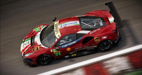 Linee sinuose e il poderoso V8 biturbo per la 488 del Cavallino Rampante