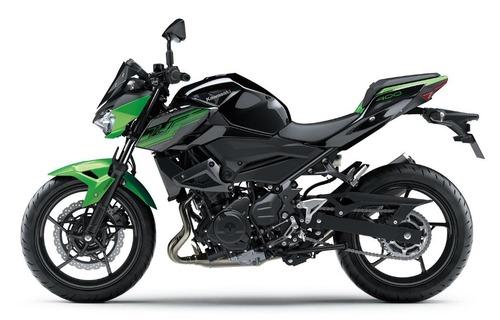 Kawasaki Z400, ecco la versione 2020 (4)