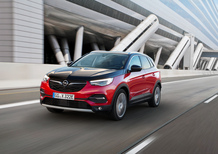 Opel Grandland X ibrida, al via gli ordini in Italia
