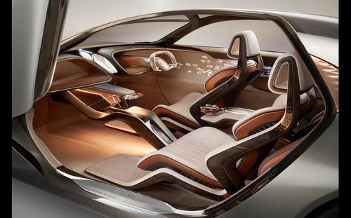 Bentley EXP 100 GT: prototipo elettrico e autonomo di coupé top anni Trenta (2)
