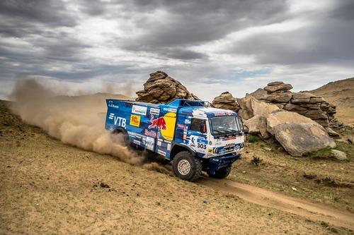 """Silk Way Rally 2019-4. L'Anello di Ulan Bator. Sam """"KTM"""" Sunderland e il solito Al """"Toyota"""" Attiyah (4)"""