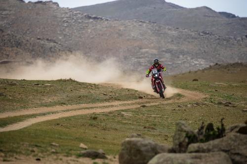 """Silk Way Rally 2019-4. L'Anello di Ulan Bator. Sam """"KTM"""" Sunderland e il solito Al """"Toyota"""" Attiyah (8)"""