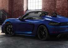Porsche 718 Spyder, ecco le personalizzazioni Exclusive Manufaktur