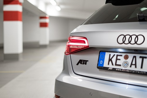 Audi RS3 Sportback, con ABT raggiunge i 470 CV (5)