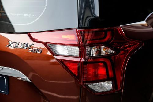 SUV Mahindra, XUV500: 7 posti e fuoristrada soft no-problem. Prezzo? Ancora meno [Foto gallery] (3)