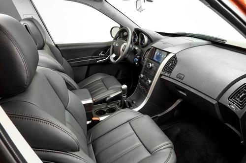 SUV Mahindra, XUV500: 7 posti e fuoristrada soft no-problem. Prezzo? Ancora meno [Foto gallery] (7)
