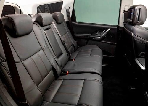 SUV Mahindra, XUV500: 7 posti e fuoristrada soft no-problem. Prezzo? Ancora meno [Foto gallery] (9)