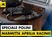 Polini: come elaborare lo scooter, la marmitta. Puntata 3