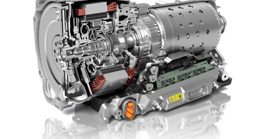 Il nuovo cambio automatico a 8 rapporti per motorizzazioni ibride: semplificazione e 160 kW sulle plug-in