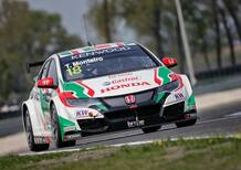WTCC Slovacchia, Opening Race: vince Monteiro