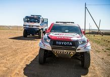 Silk Way Rally 2019-6. Il Giorno di Hero Mena (Hero) e… il sesto di Al-Attiyah (Toyota)
