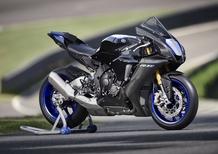 Le nuove Yamaha YZF-R1 e YZF-R1M 2020. Più affilate, raffinate e belle