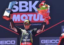 SBK 2019. Rea vince Gara-1 a Laguna Seca