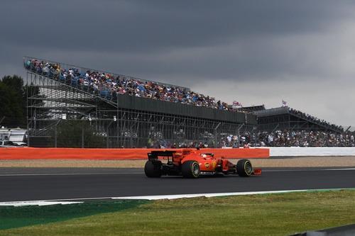 F1, GP Silverstone 2019: vince Hamilton. Terzo Leclerc (3)