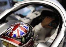 F1, GP Silverstone 2019, Hamilton: «Sono solo una ruota dell'ingranaggio»