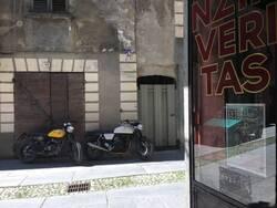 OM Motorcycle