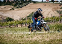 Ducati Scrambler Fuoriluogo - KIT Unit Garage, TEST