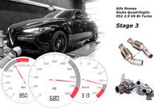 Alfa Romeo Giulia Quadrifoglio batte Ferrari: elaborazione tedesca da +170 CV, ce ne sono ancora nel V6?