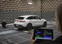 Mercedes: ecco come sarà il suono per le elettriche e le ibride