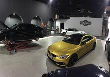 The Garage Milano: personalizzazioni auto e moto