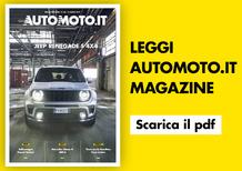 Magazine n°160: scarica e leggi il meglio di Automoto.it