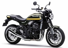 Kawasaki Z900RS 2020. Arriva la Yellow Tiger