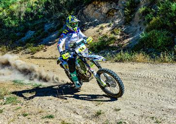 Jacopo Cerutti vince il Raid TT della Sila
