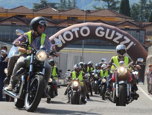 Moto Guzzi Open House 2019, ritorna a Mandello dal 6 all'8 settembre (2)